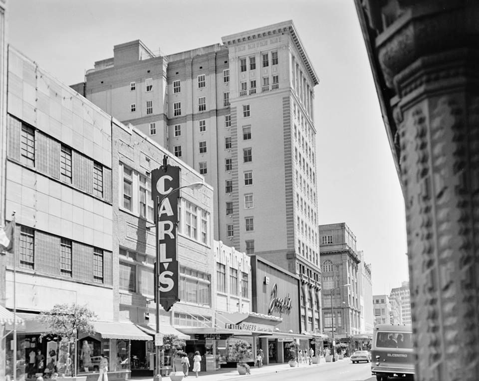 1979 Carl S On Houston St History San Antonio Tx In