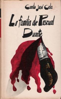 La Familia De Pascual Duarte C J Cela Literatura Libros Lectura
