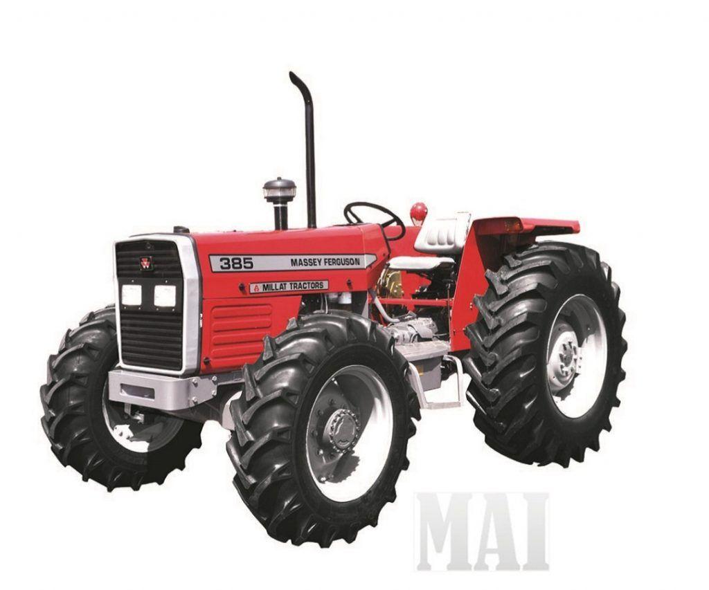 Massey Ferguson Mf 385 4wd Tractor A King Of Tractor Equipment Tractors Massey Ferguson Tractors Massey Ferguson