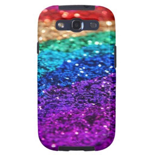 glitter Samsung Galaxy Case