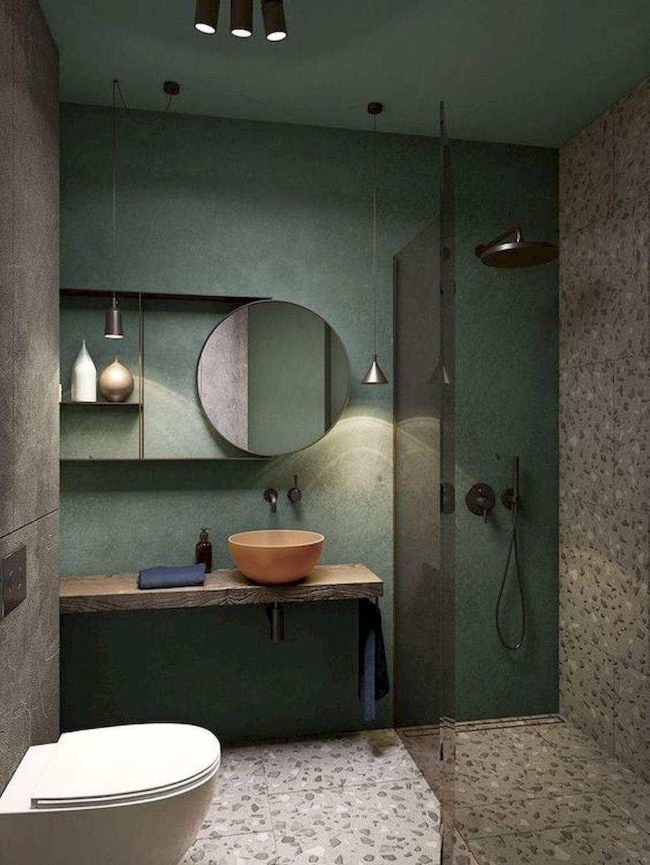 38 Magnificient Small Bathroom Décor Ideas - HOMEWOWDECOR