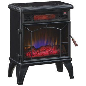 Duraflame Dfi 550 0 Mason Freestanding Electric Infrared Quartz