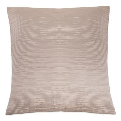 Bed Bath And Beyond Decorative Pillows Classy Buy Myop Sonoma Square Throw Pillow Cover In Cream From Bed Bath 2018