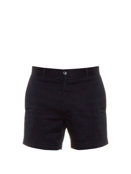 61d3b5b06 ACNE STUDIOS Seymour Stretch-Cotton Shorts. #acnestudios #cloth #shorts