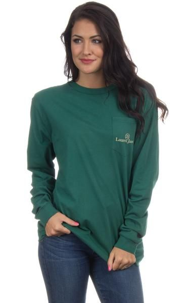 Evergreen - Canoe For Two - Long Sleeve Front