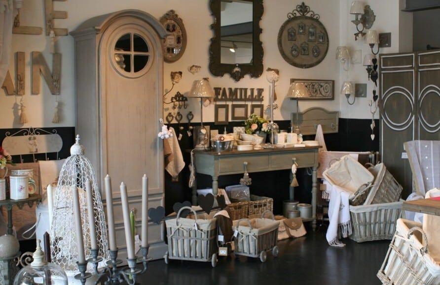cosy d co boutique n 42 deco de charme charmant et shabby. Black Bedroom Furniture Sets. Home Design Ideas