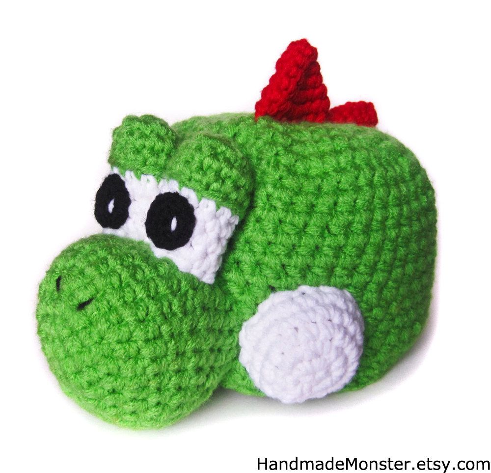 yoshi crochet hat. . . | hats | Pinterest | Handschuhe häkeln, Mütze ...
