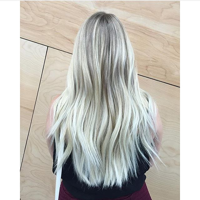 Mulpix Light To White Blonde Color By Jarrodhair Hair Hairenvy