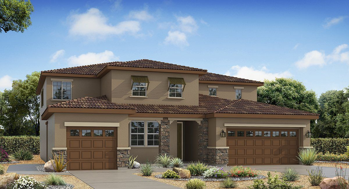4122 Next Gen By Lennar New Home Plan In Riverbend Tranquility By Lennar New House Plans Multigenerational House Plans New Homes