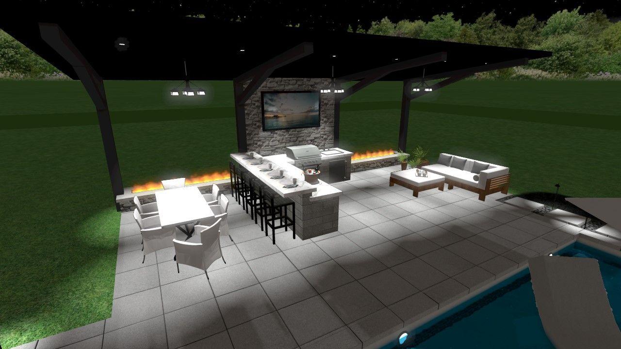 Precision Outdoor   Outdoor design, Exterior design, Digital design