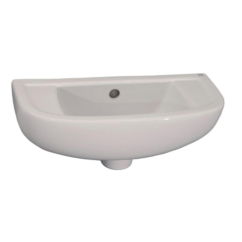 Barclay Aldwyn Metal Circular Undermount Bathroom Sink With