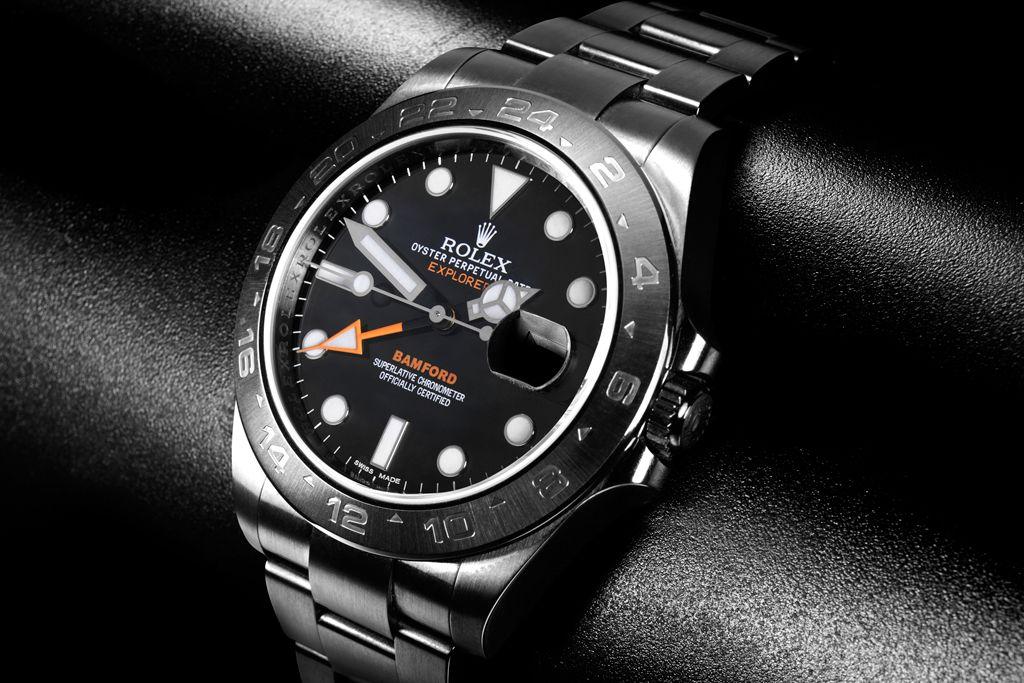 Bamford Watch Department Rolex Explorer 2