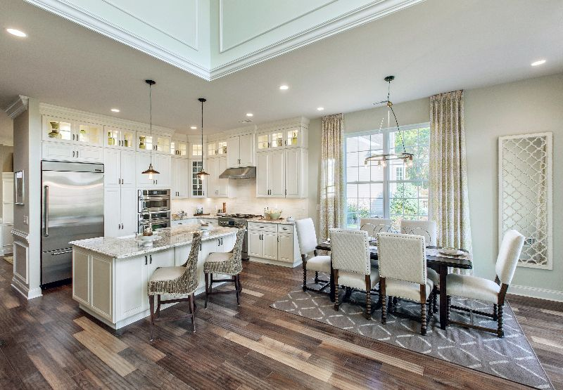 Toll Brothers Enclave At Freehold Nj Kitchens Pinterest Casas Hogar And Cocinas