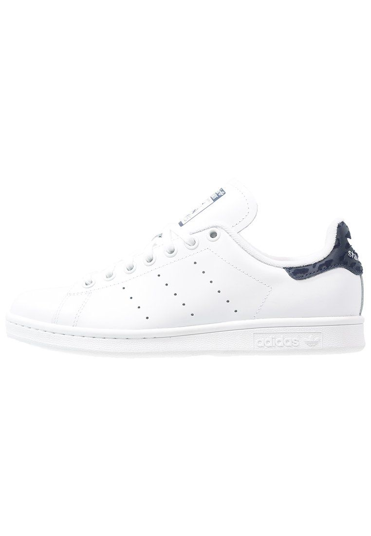 Dames adidas Originals STAN SMITH - Sneakers laag - white ...