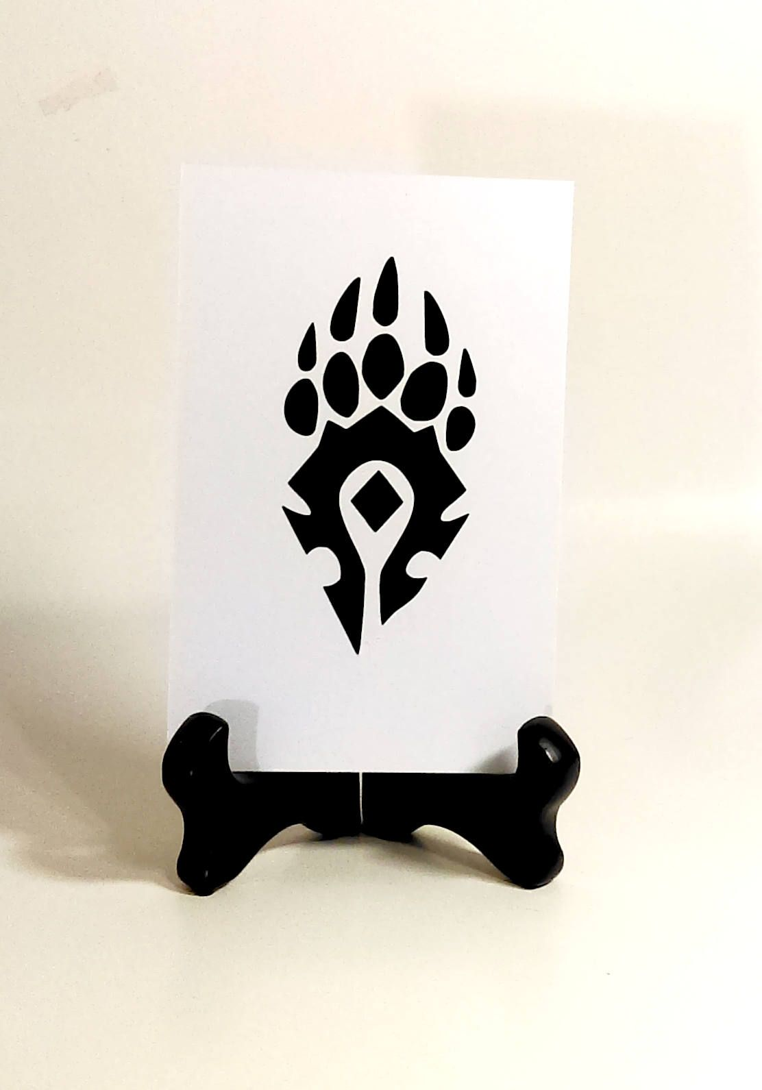 Hey World Of Warcraft Horde Fans Got A Druid Then You Gotta Have