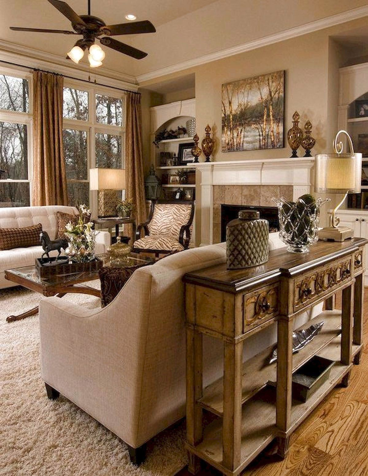 Living Room Designs Traditional: 70 Favourite Farmhouse Living Room Decor Ideas
