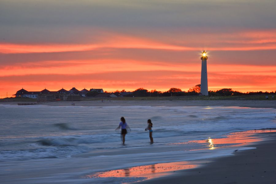 Playing along Cape May Point by Ian Frazier, via 500px