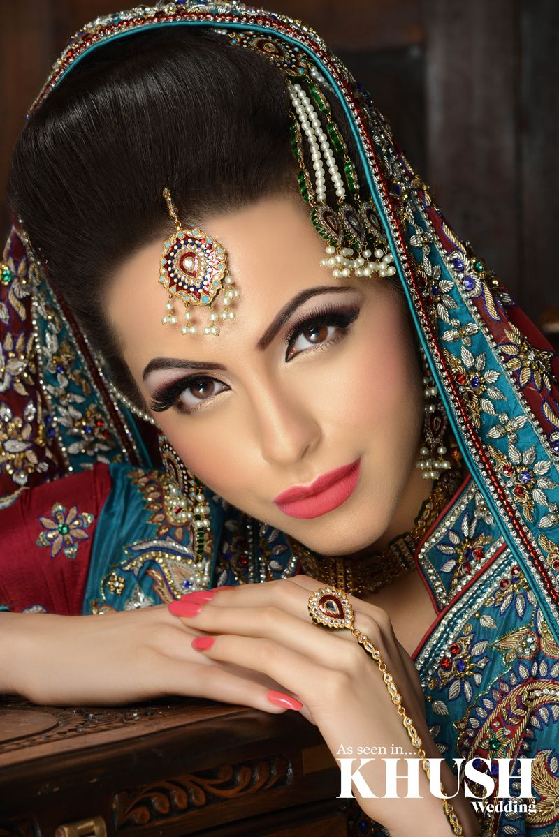 fareeha khan london based hair and makeup artist +44(0)7813