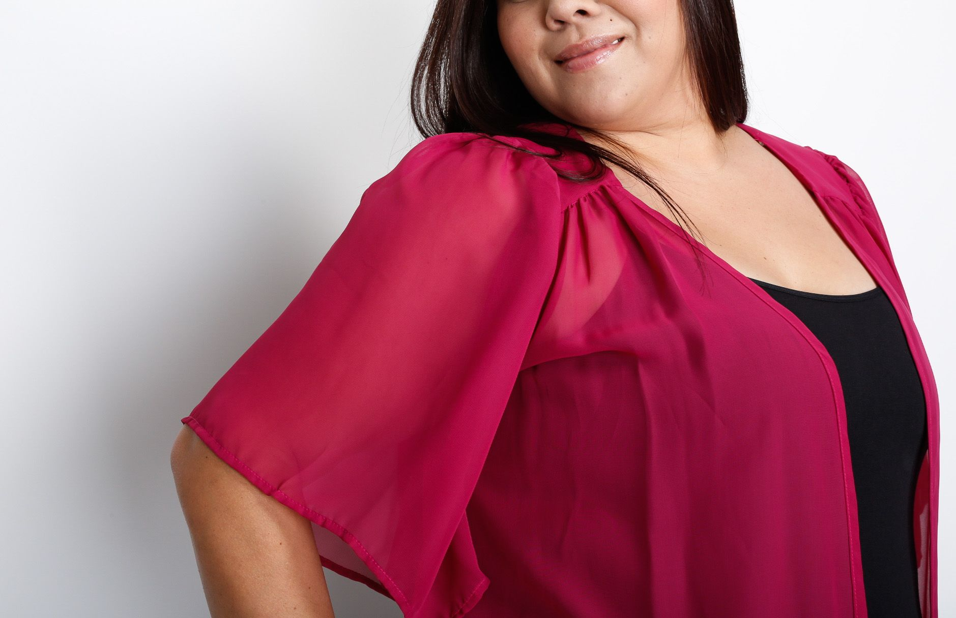 Pretty Plus Size Tops and Dresses At Wholesale Prices ...
