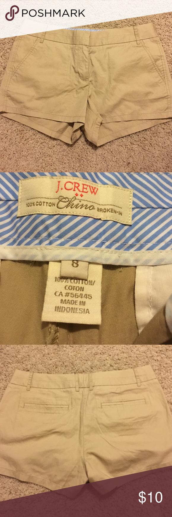 J crew shorts NWOT. Never worn. J. Crew Shorts