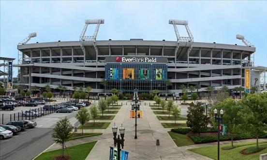EverBank Field, Jacksonville FL