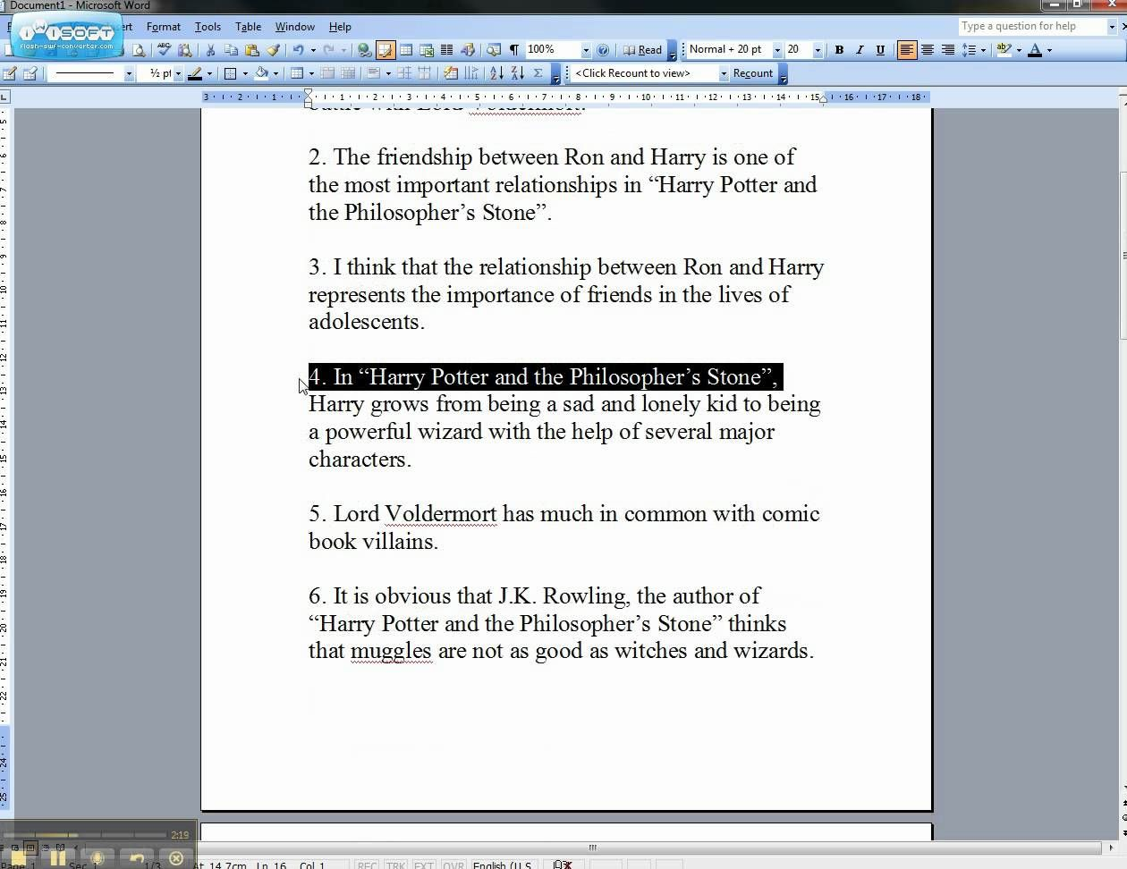 16 best thesis statements writing