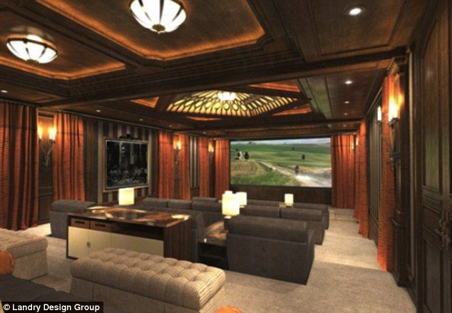 mini sala de cine casera Buscar con Google Ideas para el hogar