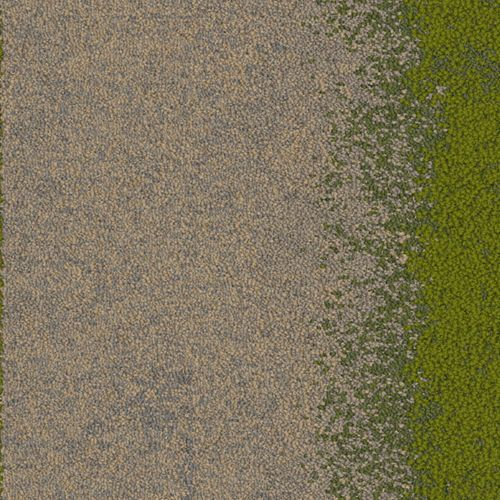 Interface carpet tile ur101 color name flax grass for Grass carpet tiles