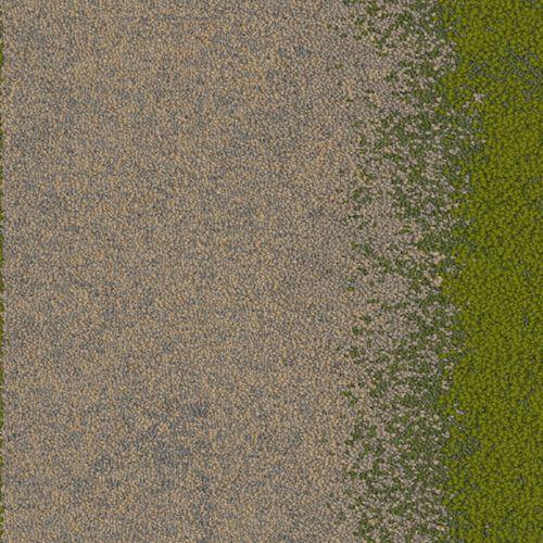 Interface carpet tile ur101 color name flax grass for Grass carpet tiles