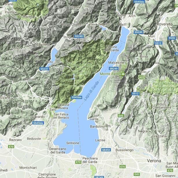 Gardasee Und Idrosee Adventure Genuss Und Idylle Zwischen Den