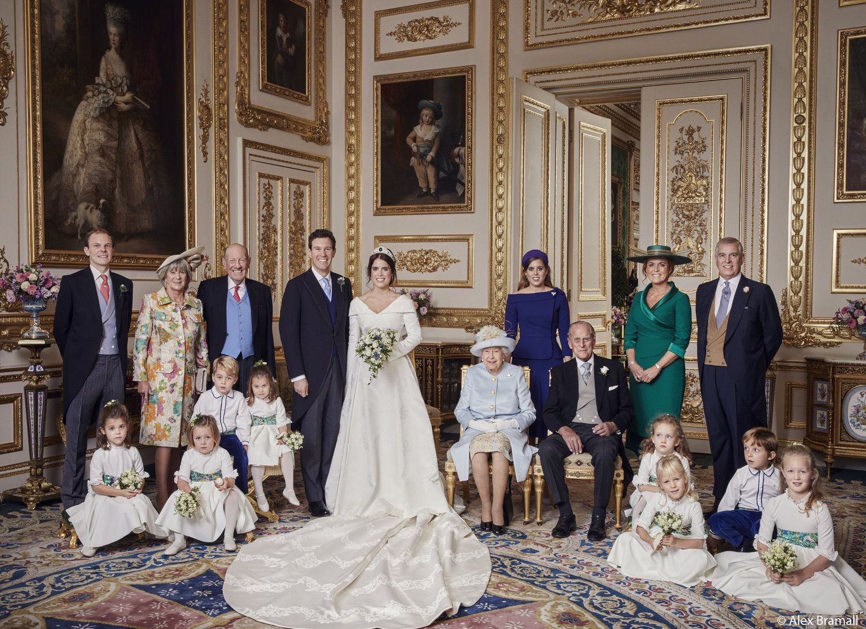 Eugenie Jack Die Hochzeitsfotos Sind Eine Sensation Prinzessin Eugenie Prinzessin Beatrice Hochzeit