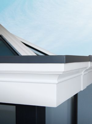 Image Result For Flat Roof Cornice Flat Roof Roof Cornice
