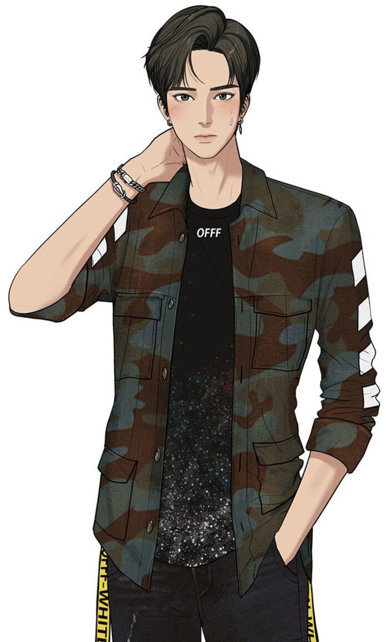 Pin oleh Animemangaluver di True Beauty Manga Orang