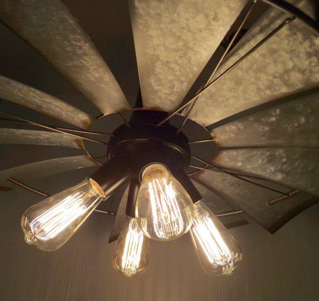 Windmill farmhouse chandelier light the lamp goods