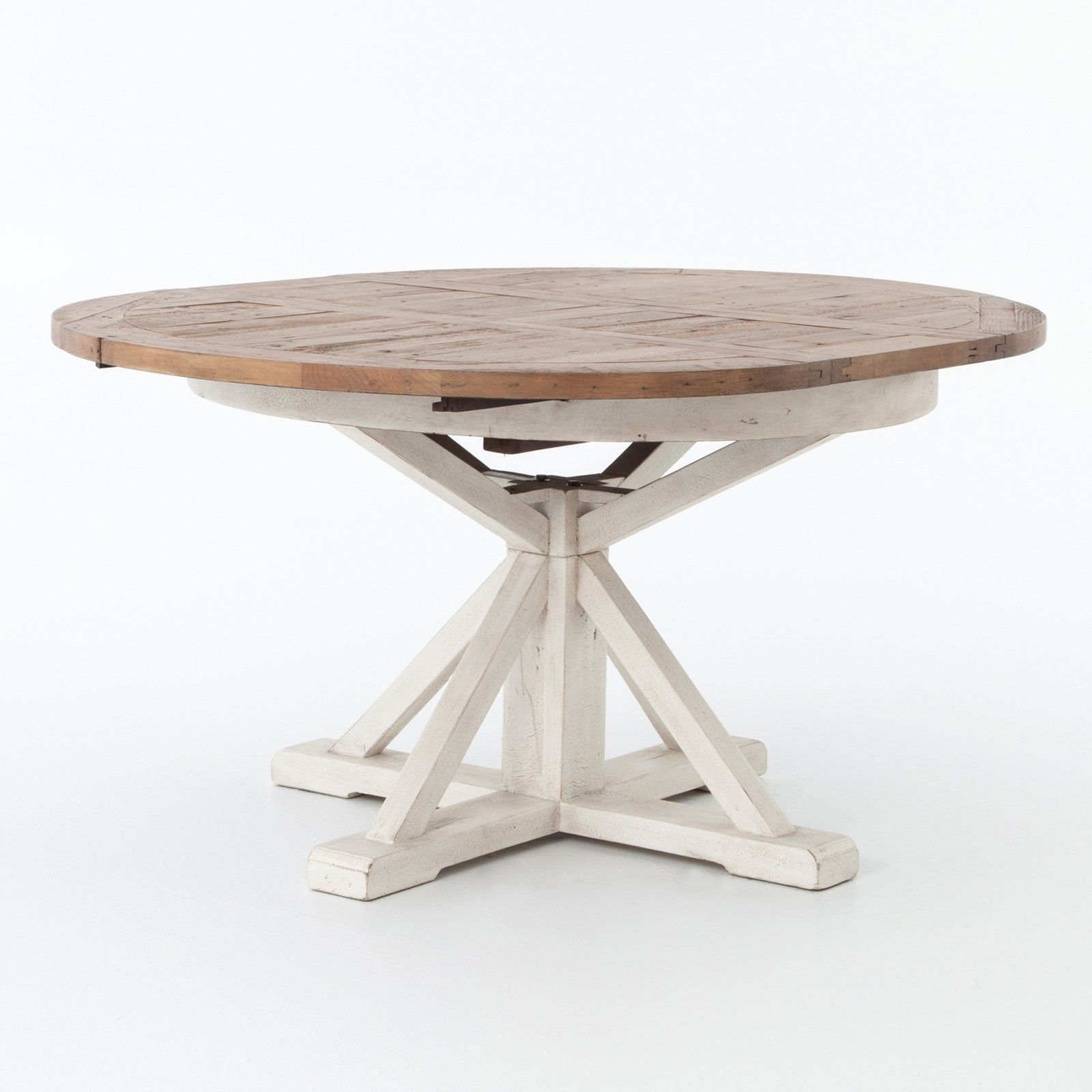 four hands cintra extendable dining table from hayneedle com