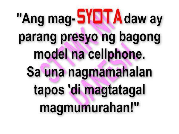 Love Quotes Tagalog Para Sa Single Google Search