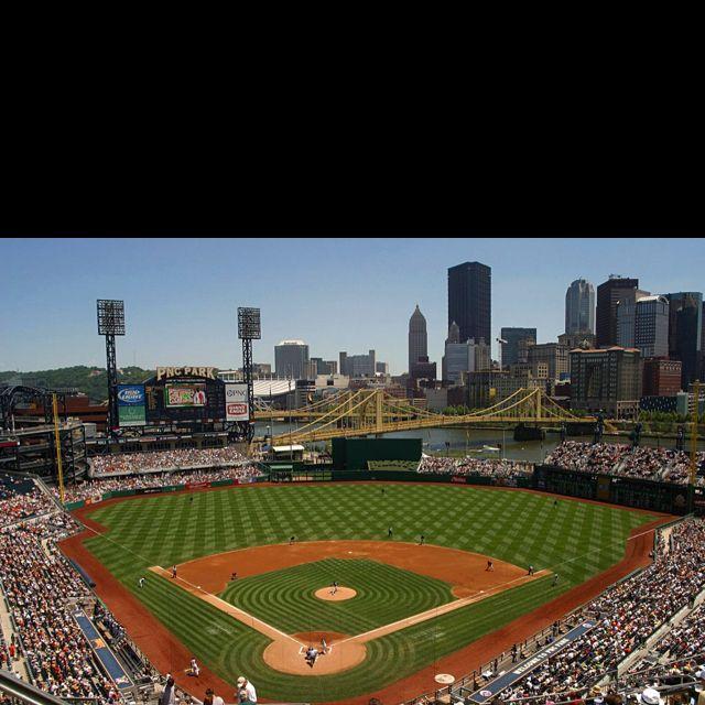 Pnc Park Pittsburgh Pa Pittsburgh Pirates Pnc Park Baseball Park Mlb Stadiums