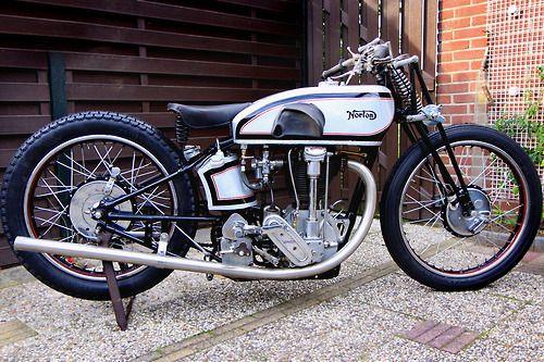 1930 Norton CS1TT