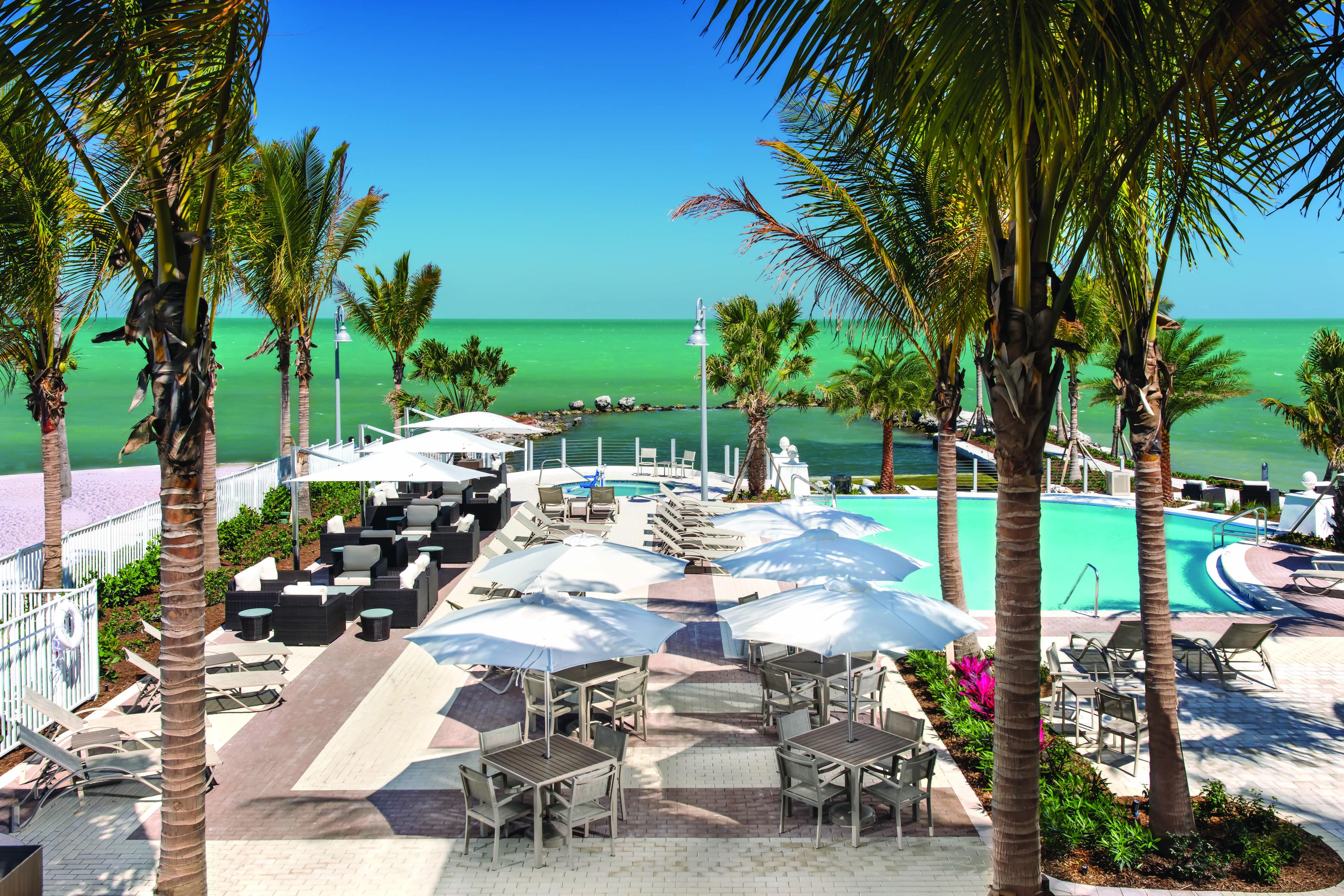 Courtyard Marathon Florida Keys Patio View Suite Beautiful Travel Florida Keys Hotels Beachfront Hotels Marathon Florida Keys