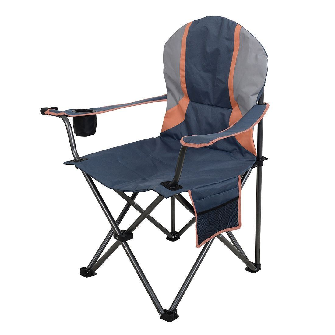 Deluxe Mega Padded Chair With Images Chair Pads Camping