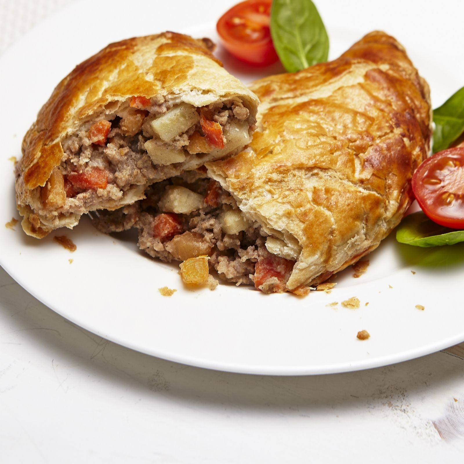 The Real Pie Company 8 Piece Great Taste Awards Pasty ...