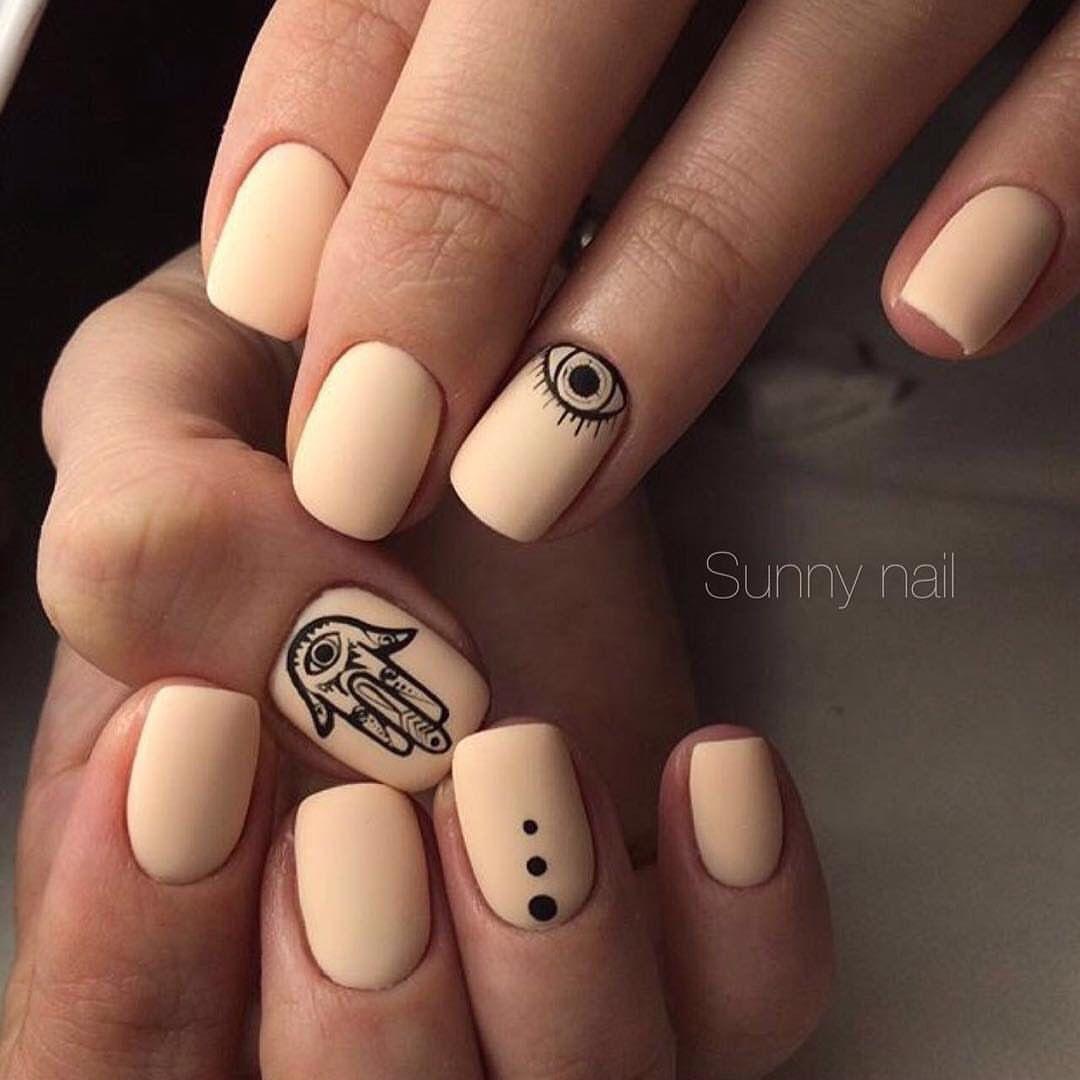 От сглаза uñas pinterest manicure nail nail and makeup