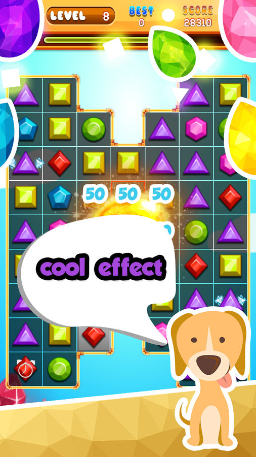 Jewel Quest is the best of puzzle game. JewelQuest