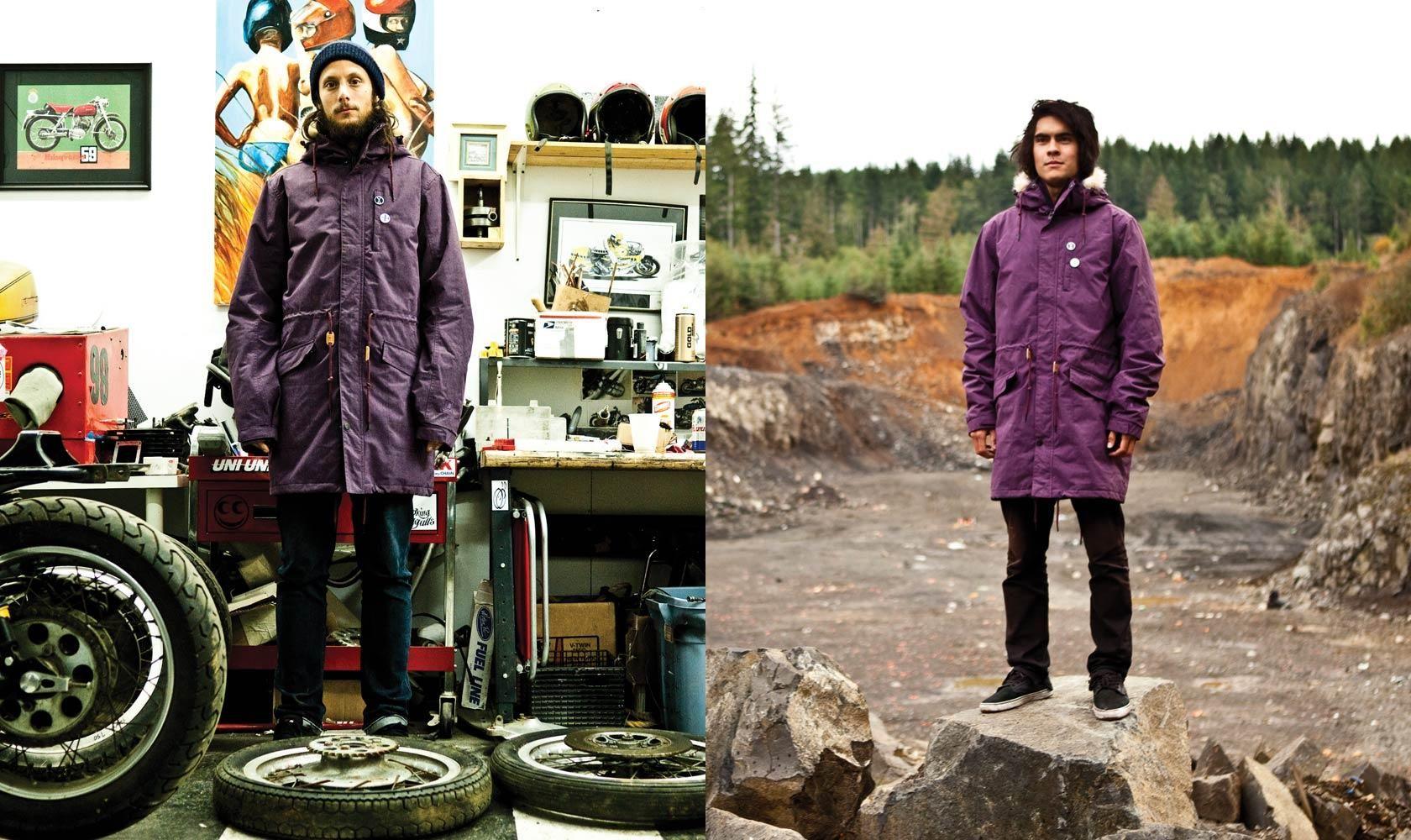 Men's Lookbook   L1 Premium Outerwear