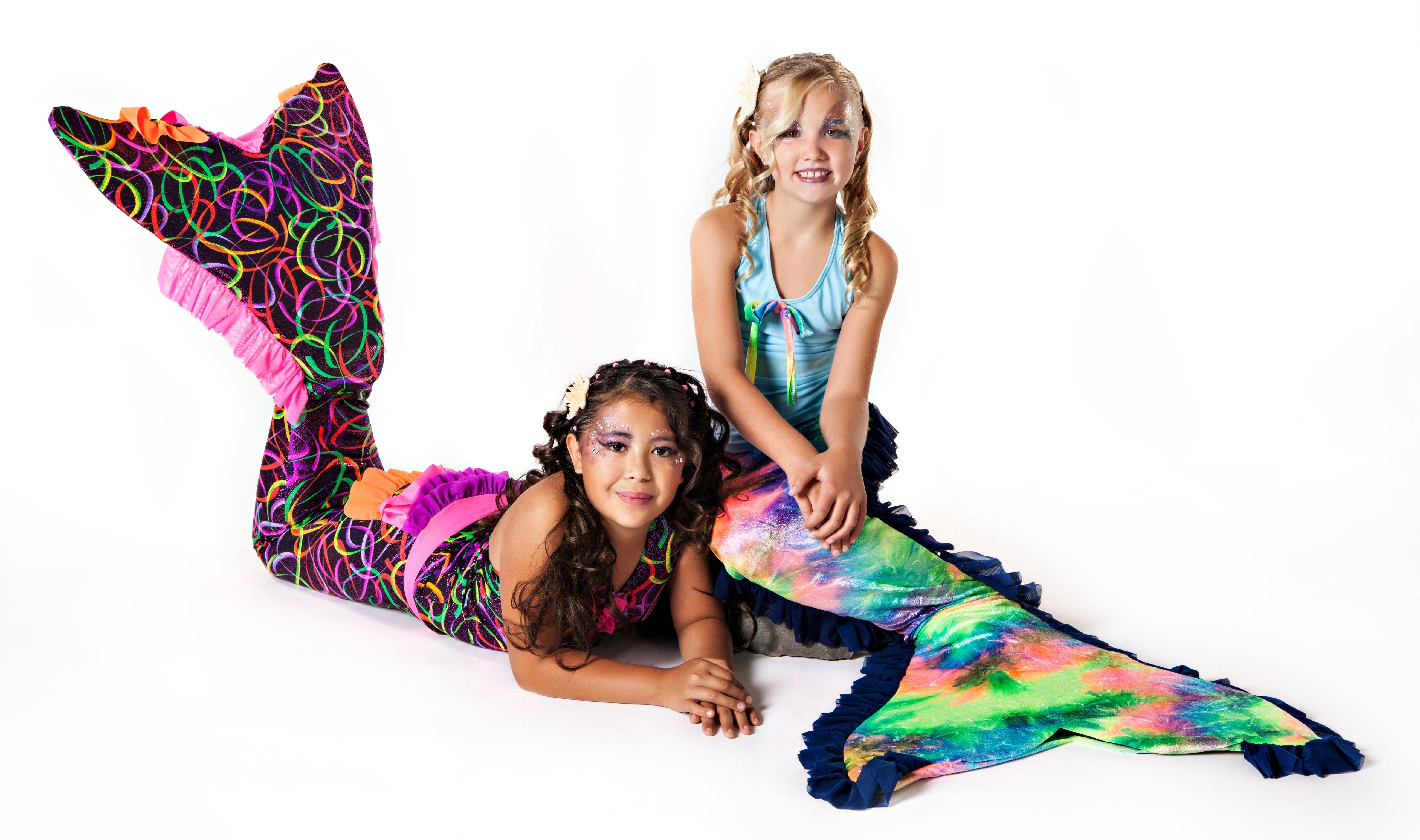Functional mermaid tails  From splashmermaidtails.com