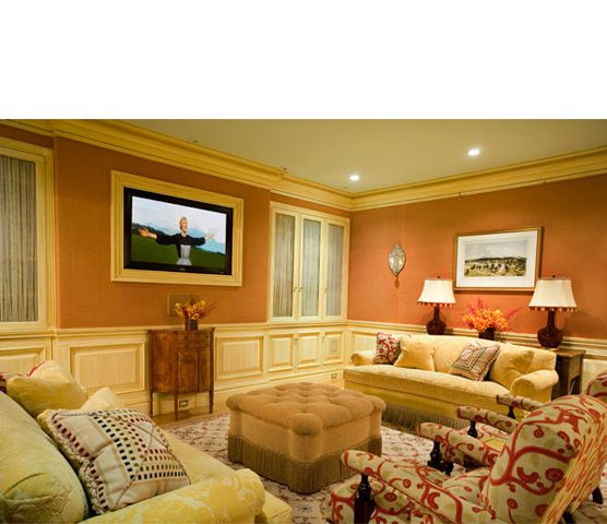 Living And Entertainment Pribell Interiors Family Room Room