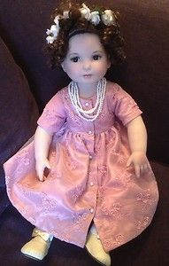 Marie Osmond Porcelain Collector's Doll Limited Edition | eBay