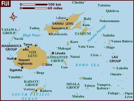 Fijiyes please Dream Destinations Pinterest Fiji, South - new world map fiji country