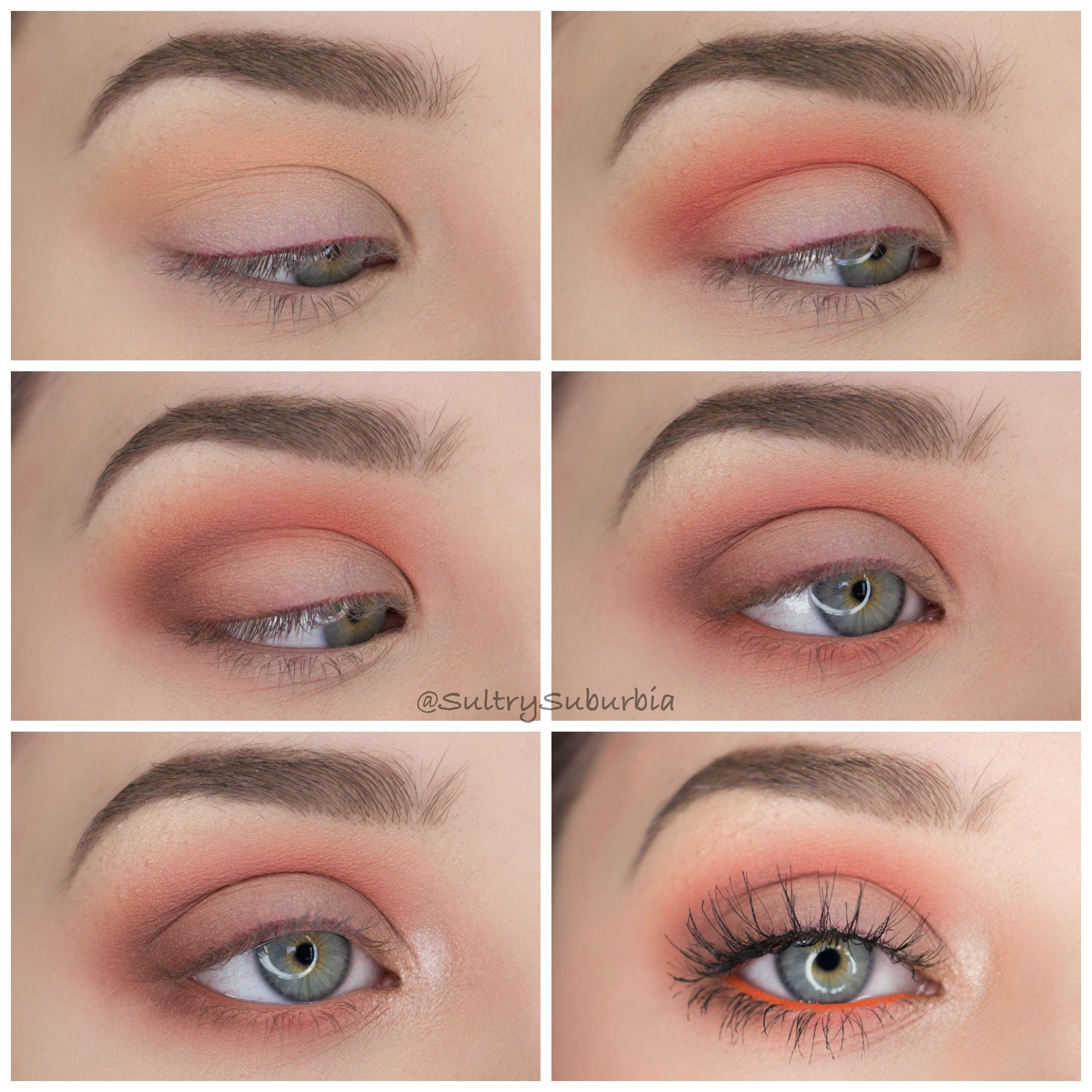 Step By Step Simple & Pretty Eyeshadow Tutorial  Makeup And Beauty   Pinterest  Eyeshadow Tutorials, Simple Eyeshadow Tutorial And Makeup  Tutorials