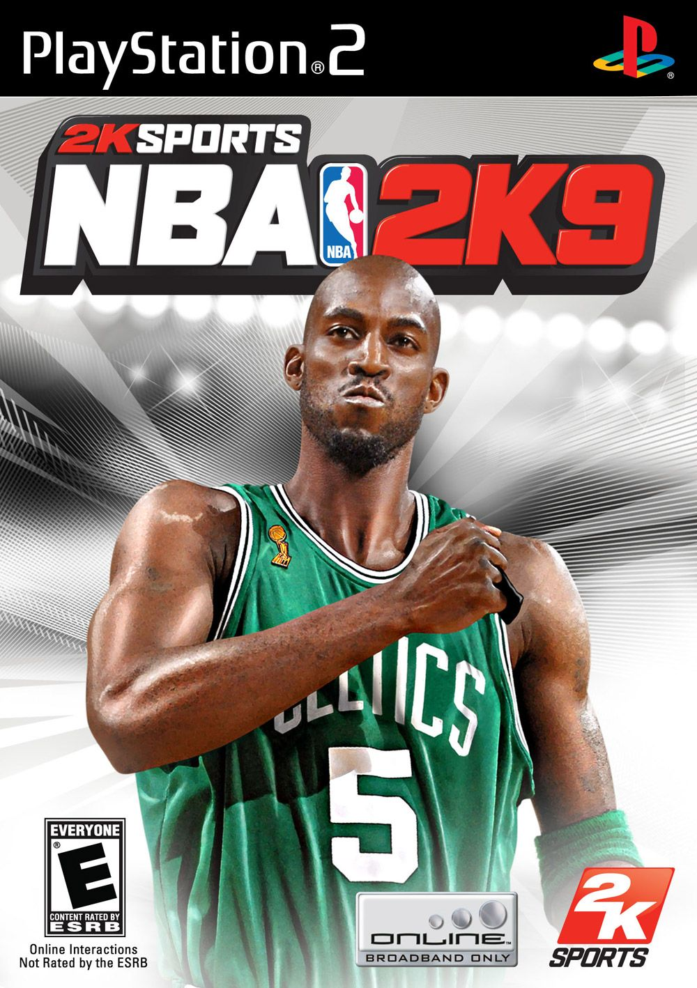 nba 2k9 Nba, Xbox 360, Playstation